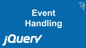 What is jQuery Events