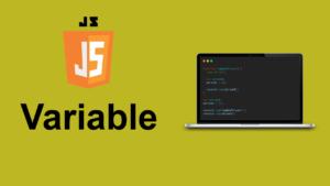 What is variable in JavaScript?