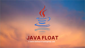 What is float in Java?